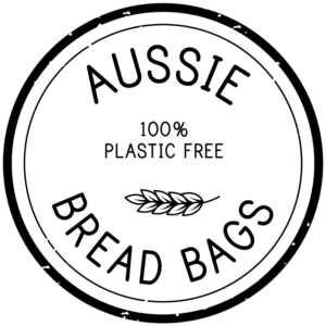 Aussie Bread Bags reusable sustainable plasic free #bakeryportal