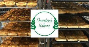Thornton's Bakery - featured bakery on Bakery Portal